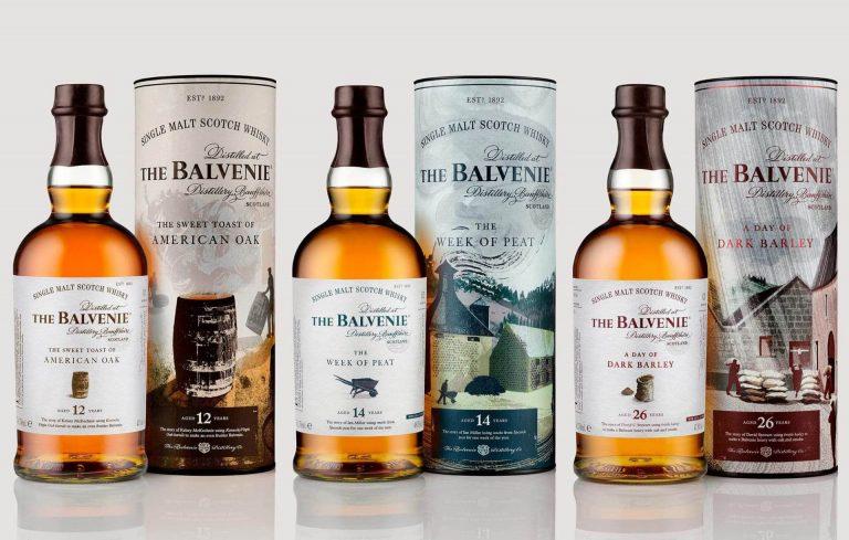 The Balvenie Stories – Whiskies