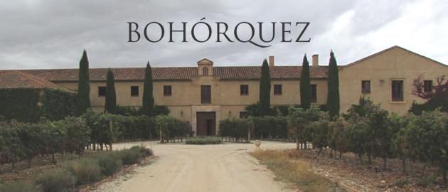 Bodega Bohórquez: Elegancia, sutileza, mineralidad.