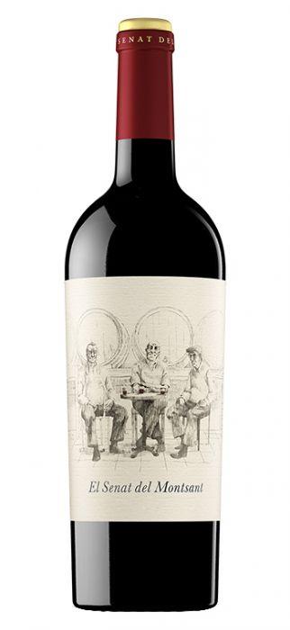 vino tinto el senat del montsant vinopremier